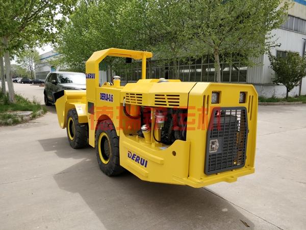 0.6立方柴油铲运机