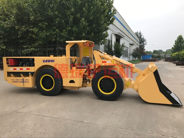 1立方防爆柴油铲运机