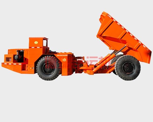 10-12吨地下运矿卡车