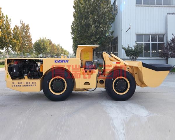 1立方柴油铲运机