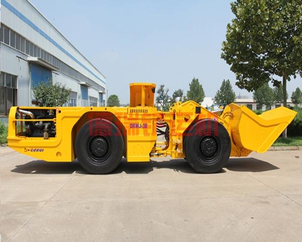 3立方柴油铲运机