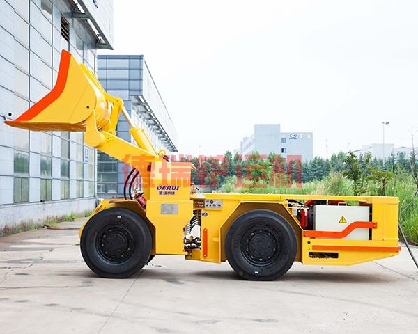 WJD-2  地下电动铲运机