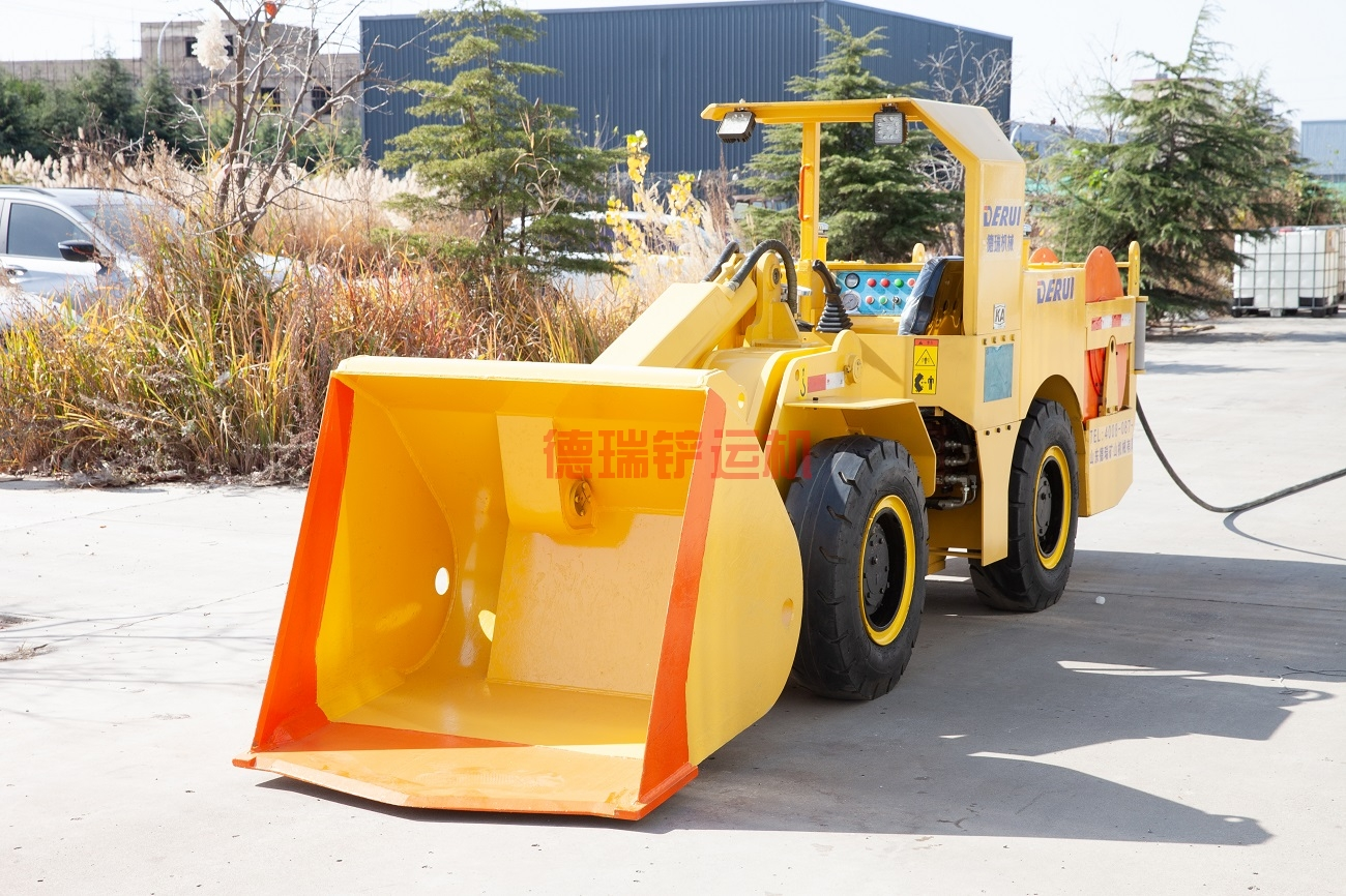 WJD-0.6  地下电动铲运机