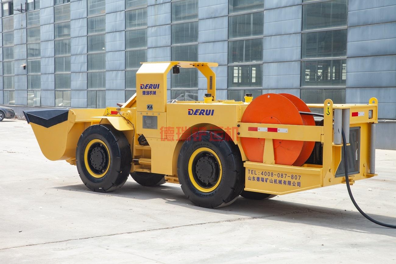 WJD-1  地下电动铲运机