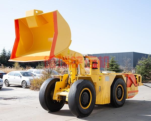 WJD-1.5 地下电动铲运机
