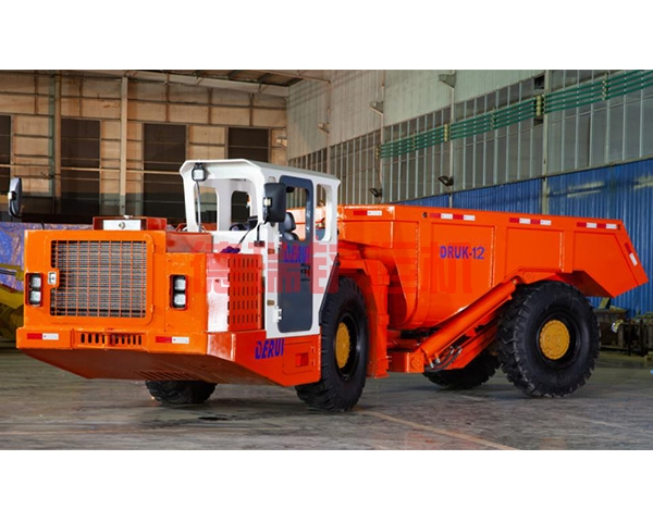 UK-12  地下运矿卡车
