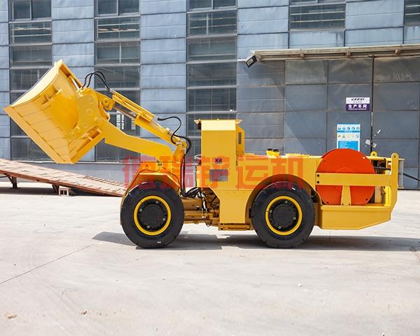 WJD-1地下电动铲运机(侧翻)